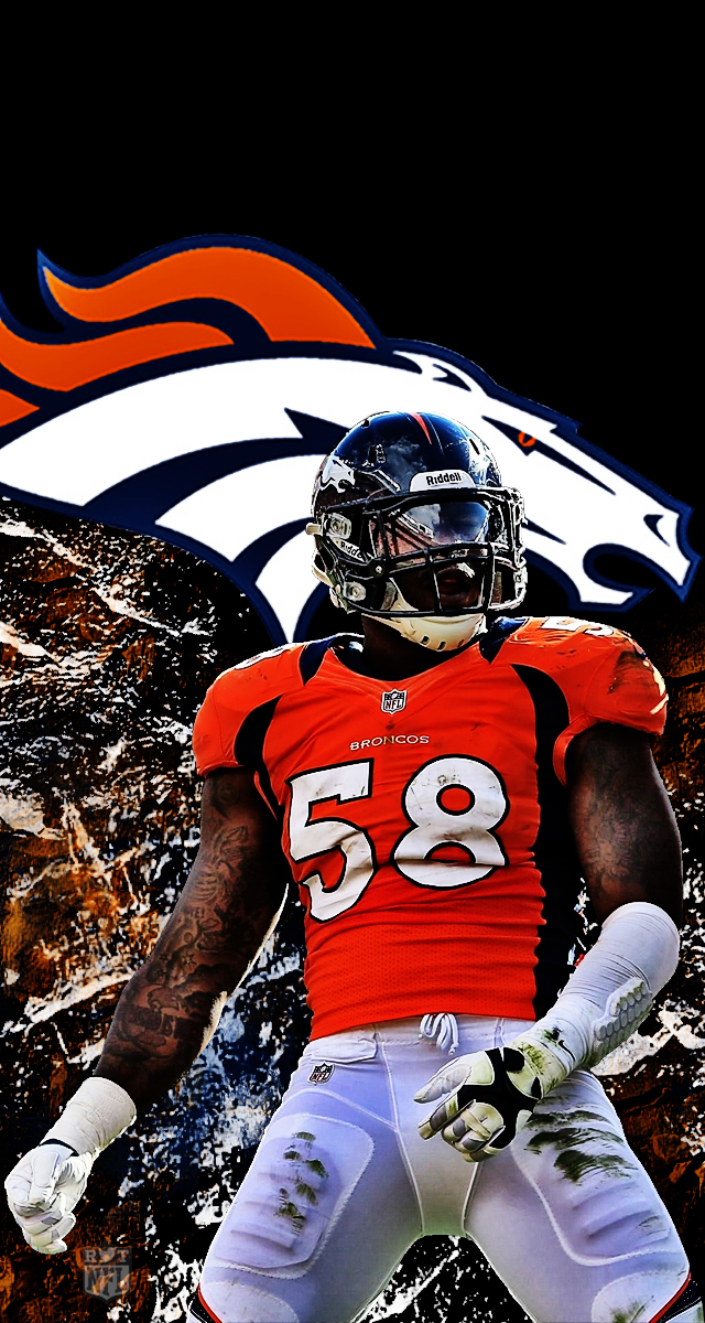 Denver Broncos Jersey Wallpaper