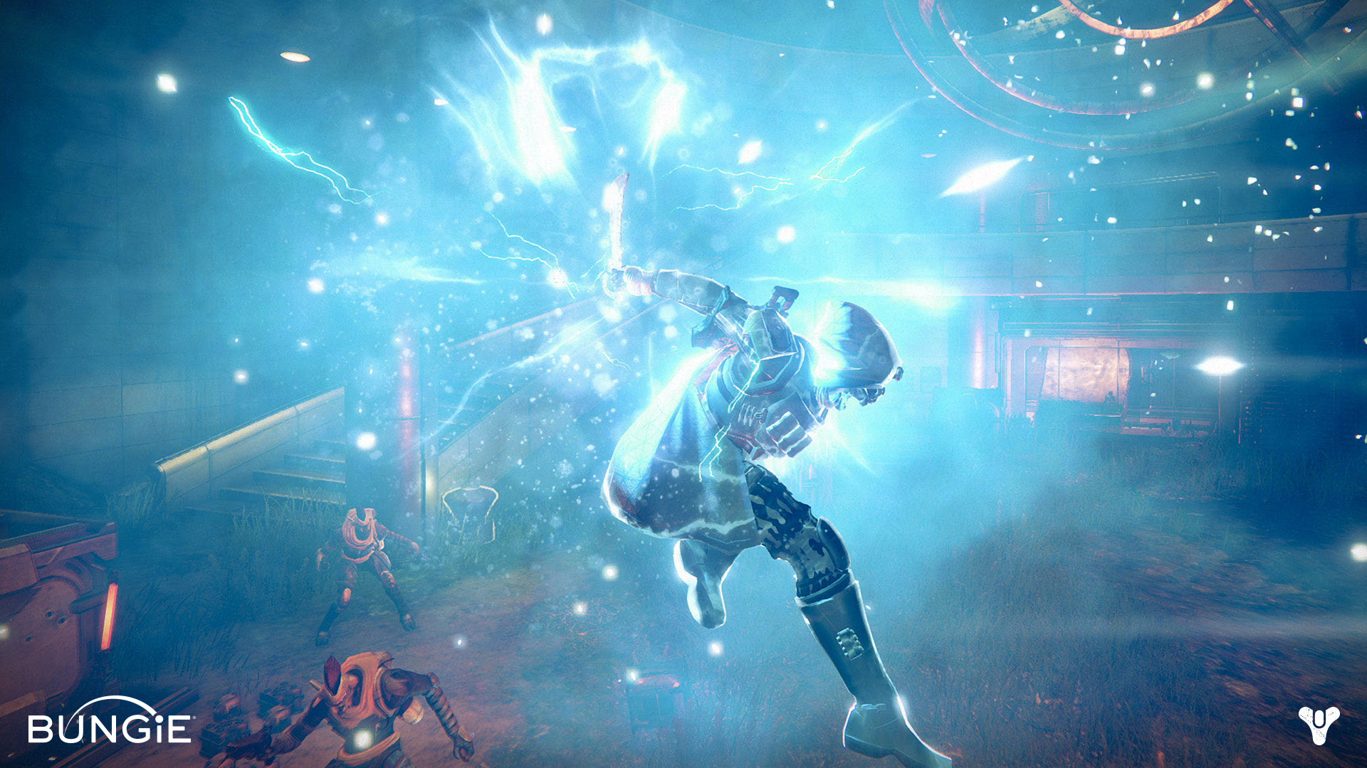 Space Magic Destiny Video Game HD 1920x1080 1080p And Compatible For