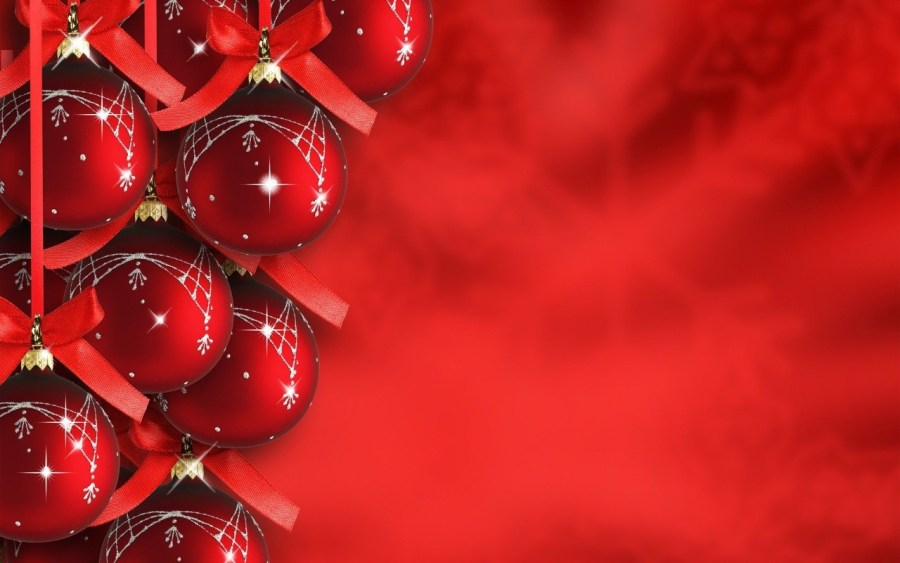 Christmas Background Red Christmas Backgrounds Red Christmas 900x563