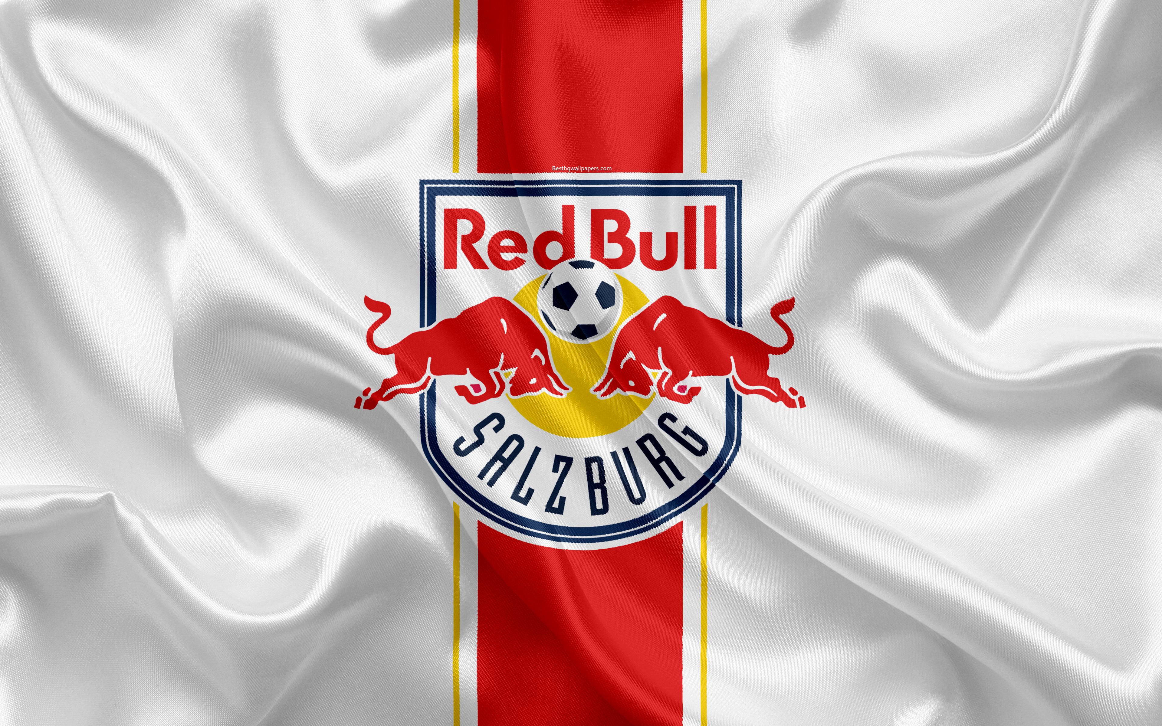 FC Red Bull Salzburg 4k Ultra HD Wallpaper Background Image 3840x2400