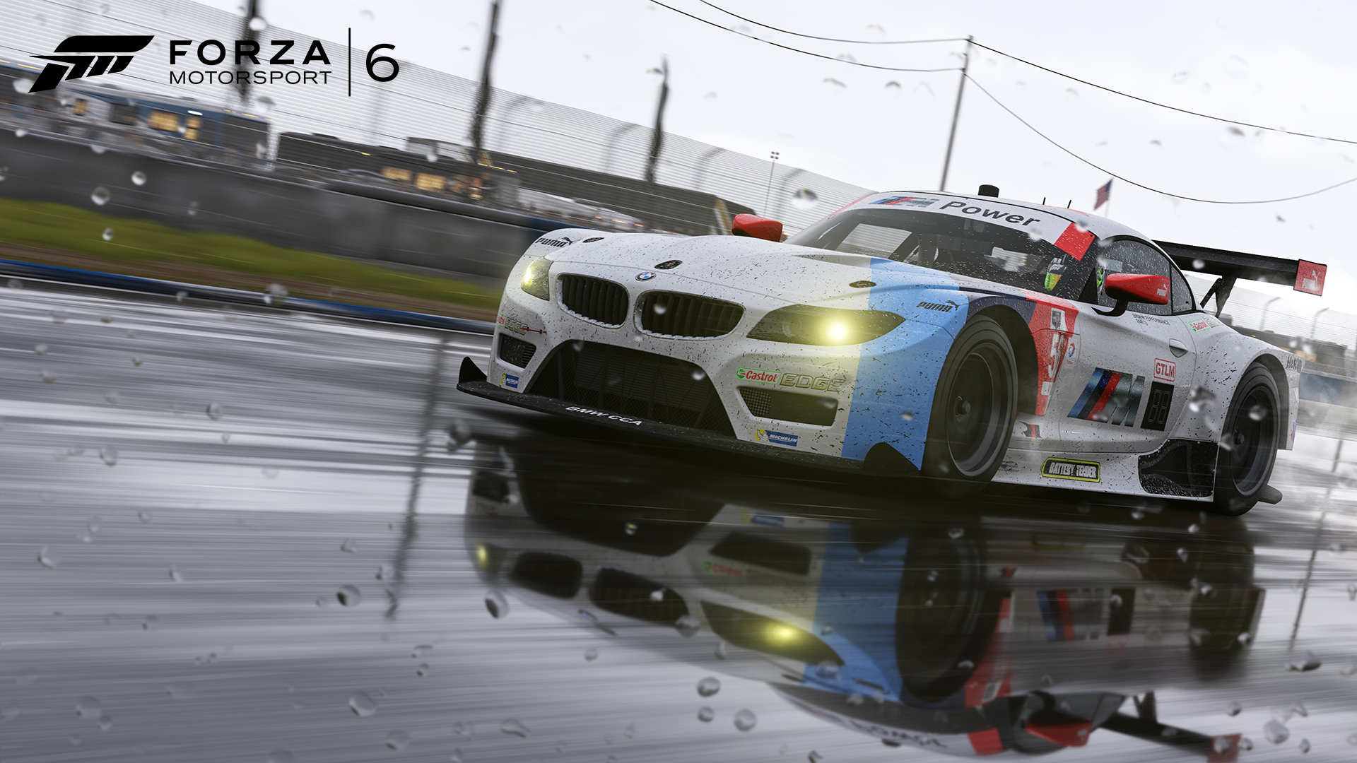 Video Game   Forza Motorsport 6 Wallpaper 1920x1080