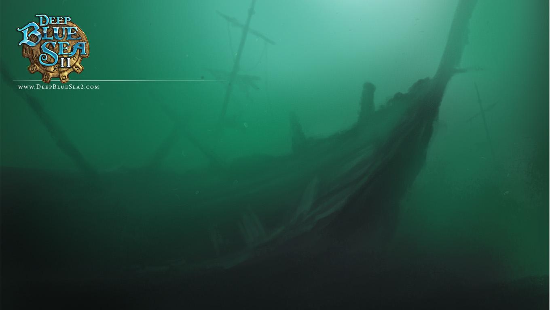 Deep Blue Sea 2 Desktop Backgrounds Wallpapers 1360x768