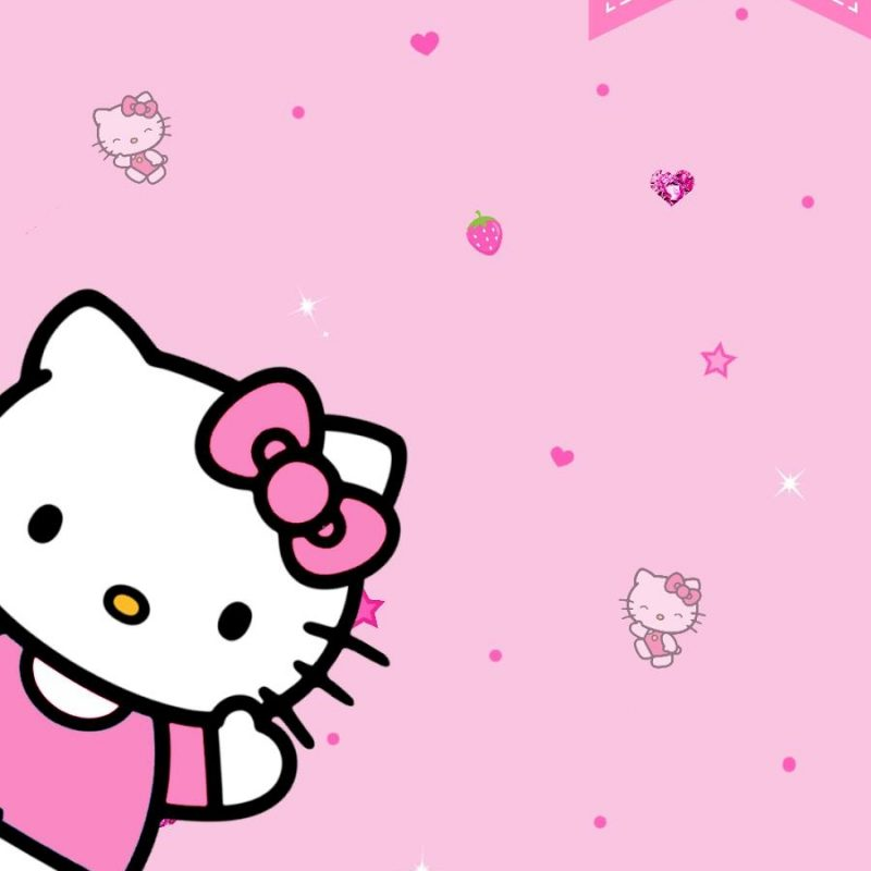 10 Most Popular Pink Hello Kitty Wallpapers Full Hd   Birthday 800x800