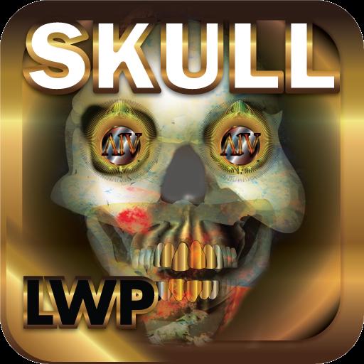 Skull Fire LWP HD Halloween Live Wallpaper Amazoncouk Appstore 512x512