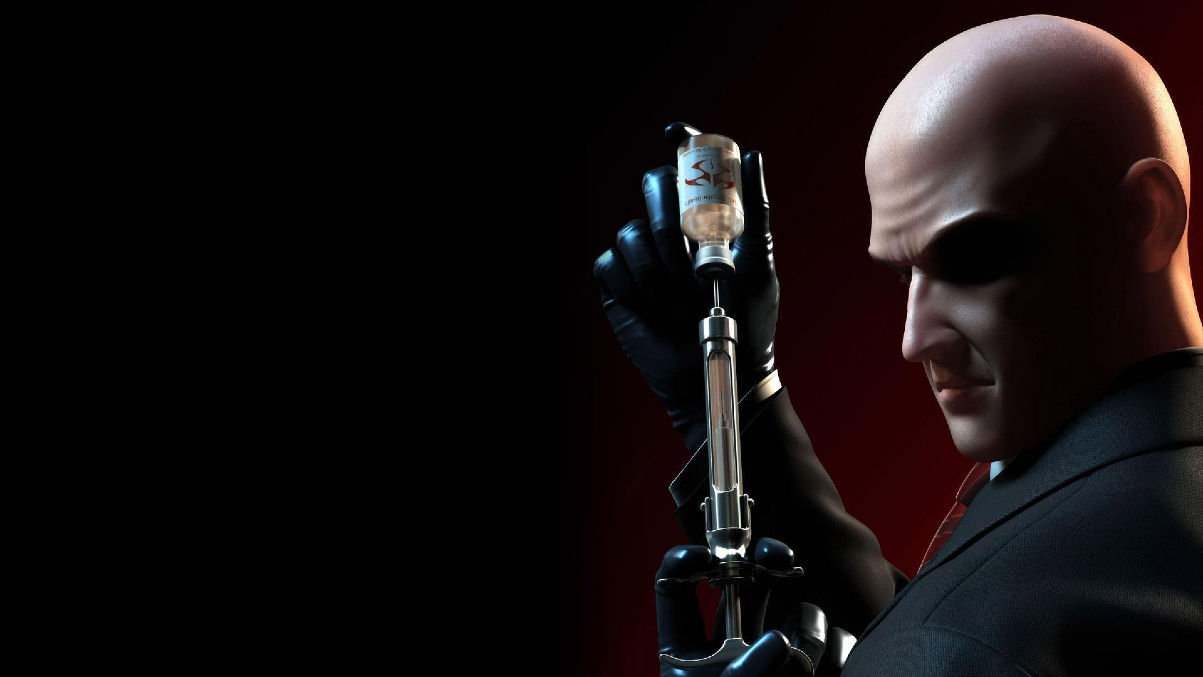 Hitman Agent 47 Wallpapers 3840x2160