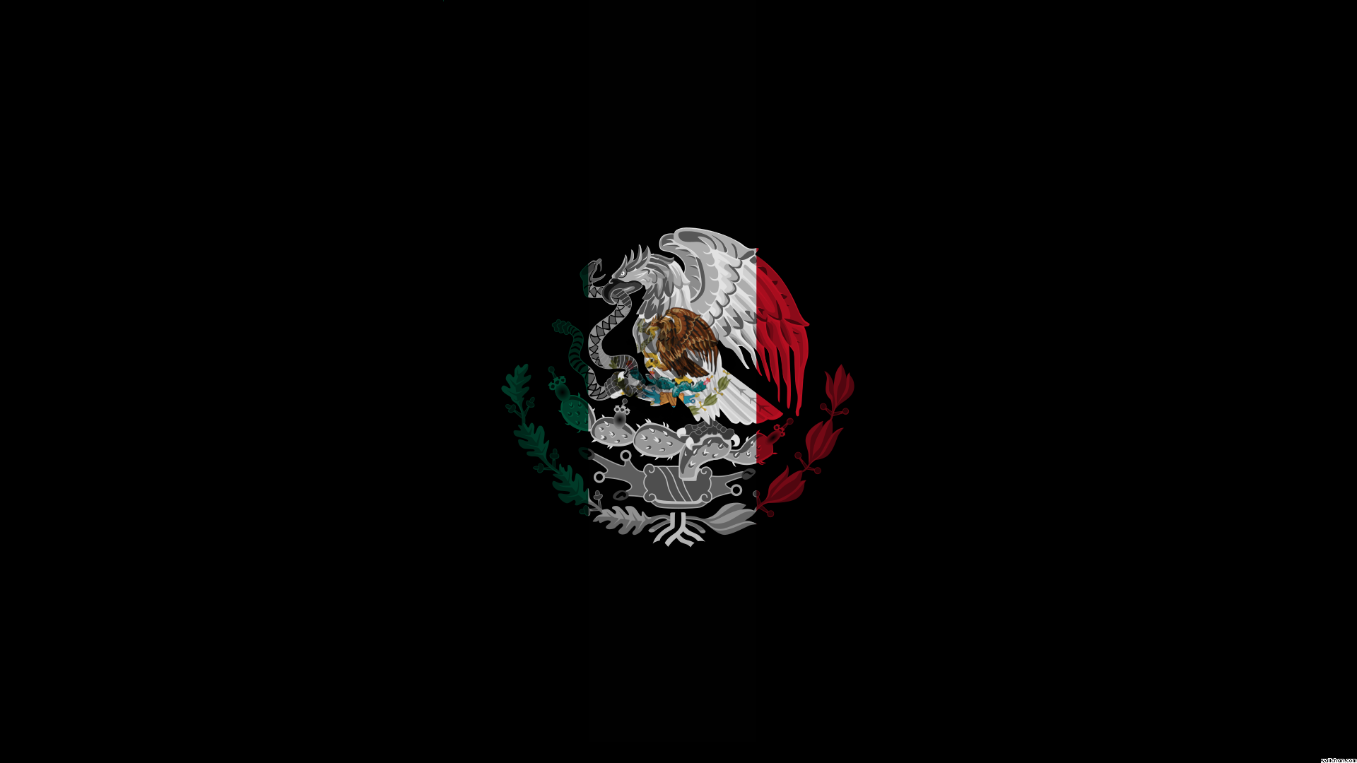 Cool Mexico Flag Wallpaper Places to Visit in 2019 Pinterest 1920x1080