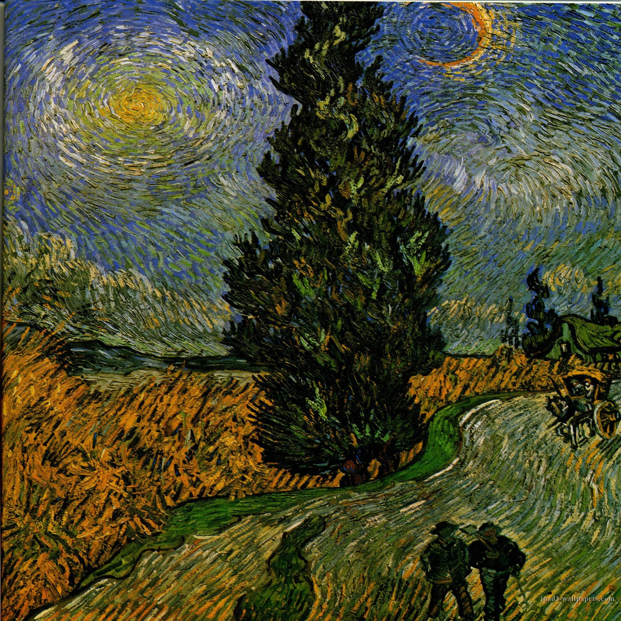 Van Gogh Wallpaper: Van Gogh Wallpaper Widescreen