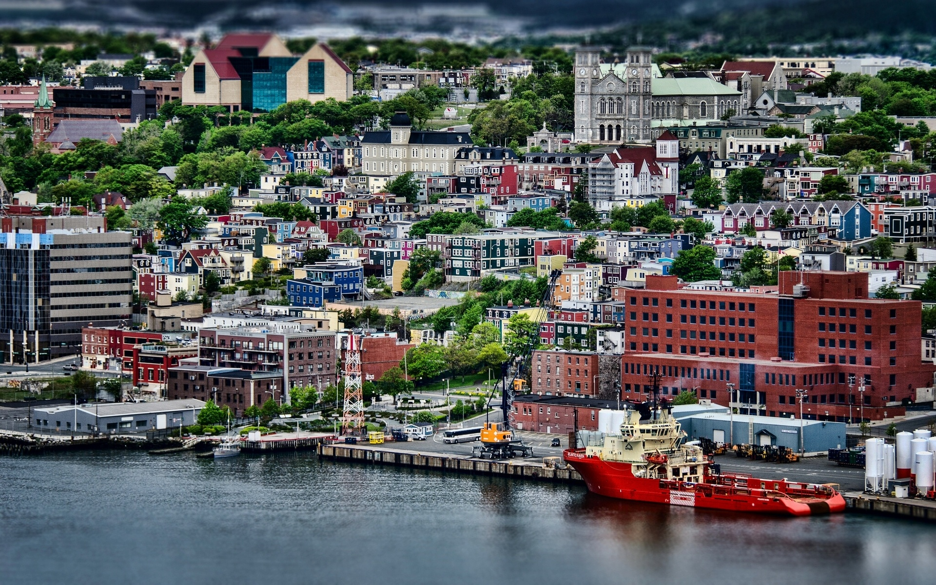 Canada St  John039s Newfoundland wallpaper 1920x1200 128014 1920x1200