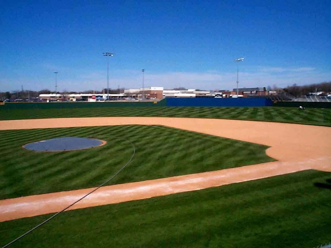 Baseball Field Background 1152x864
