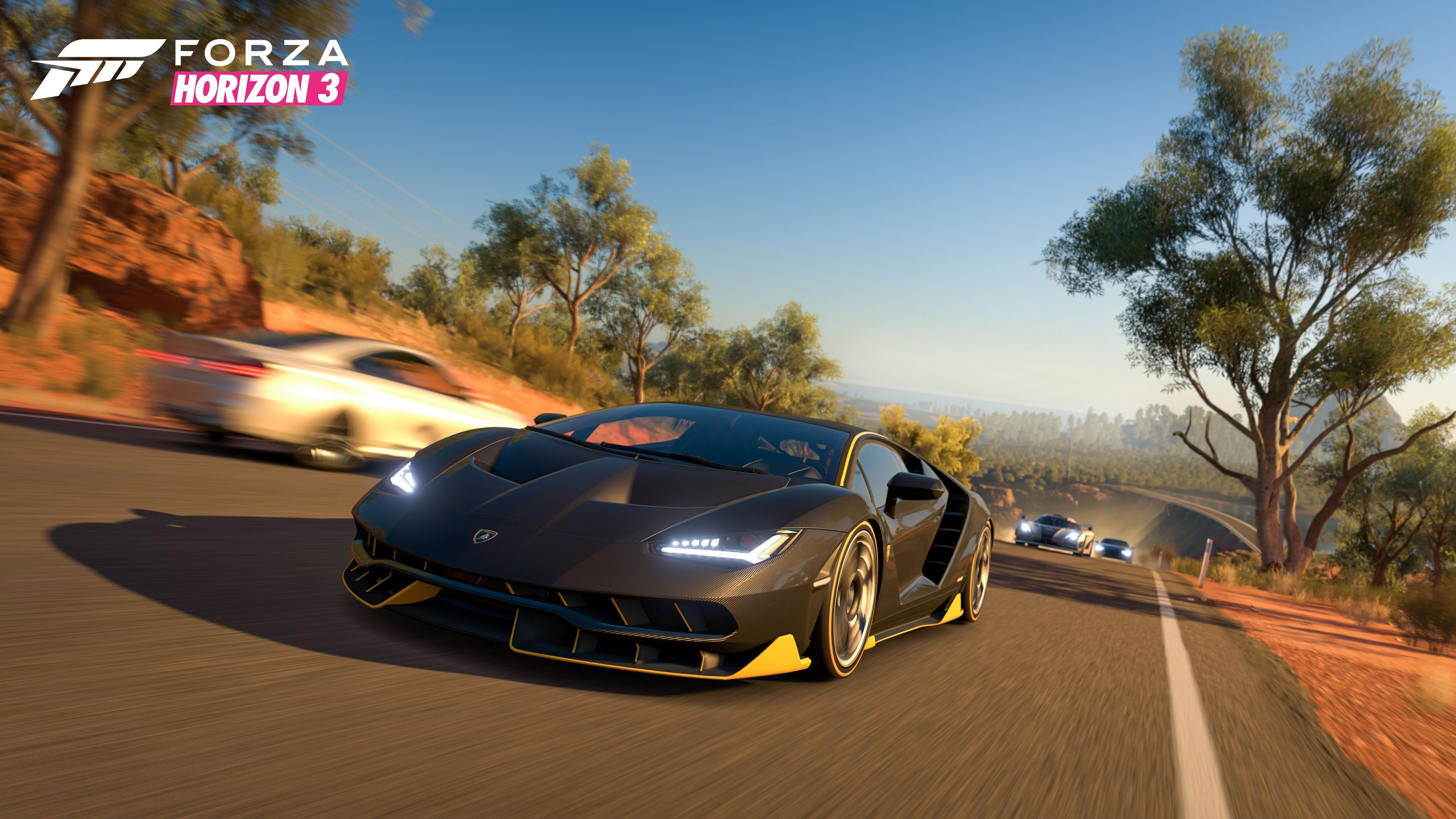 forza horizon 3 images for desktop background Clifford Black 2017 3840x2160
