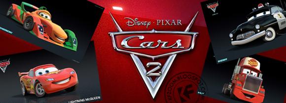 Cars 2 Movie Theme Pack dan Wallpaper KFZoom 580x210