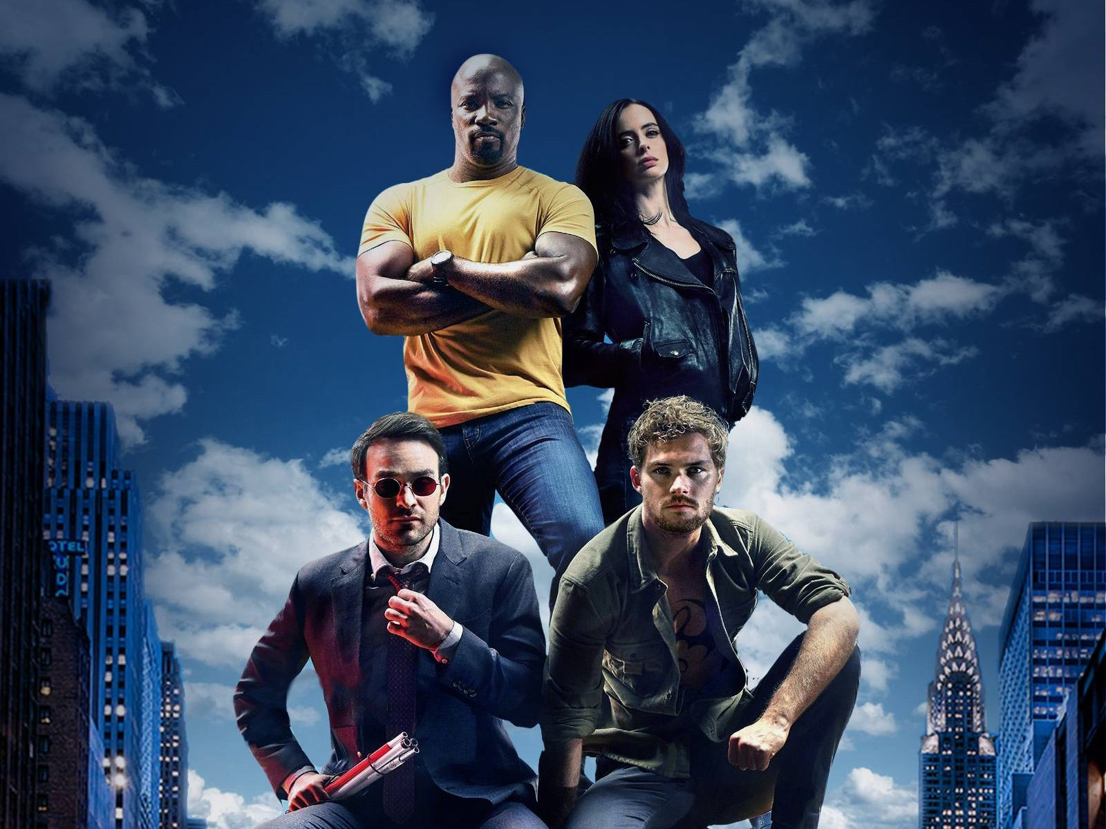 The Defenders Wallpaper and Background 1600x1200 ID819634 1600x1200