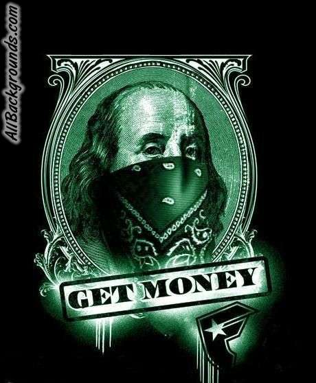 Get Money Backgrounds   Twitter Myspace Backgrounds 460x558
