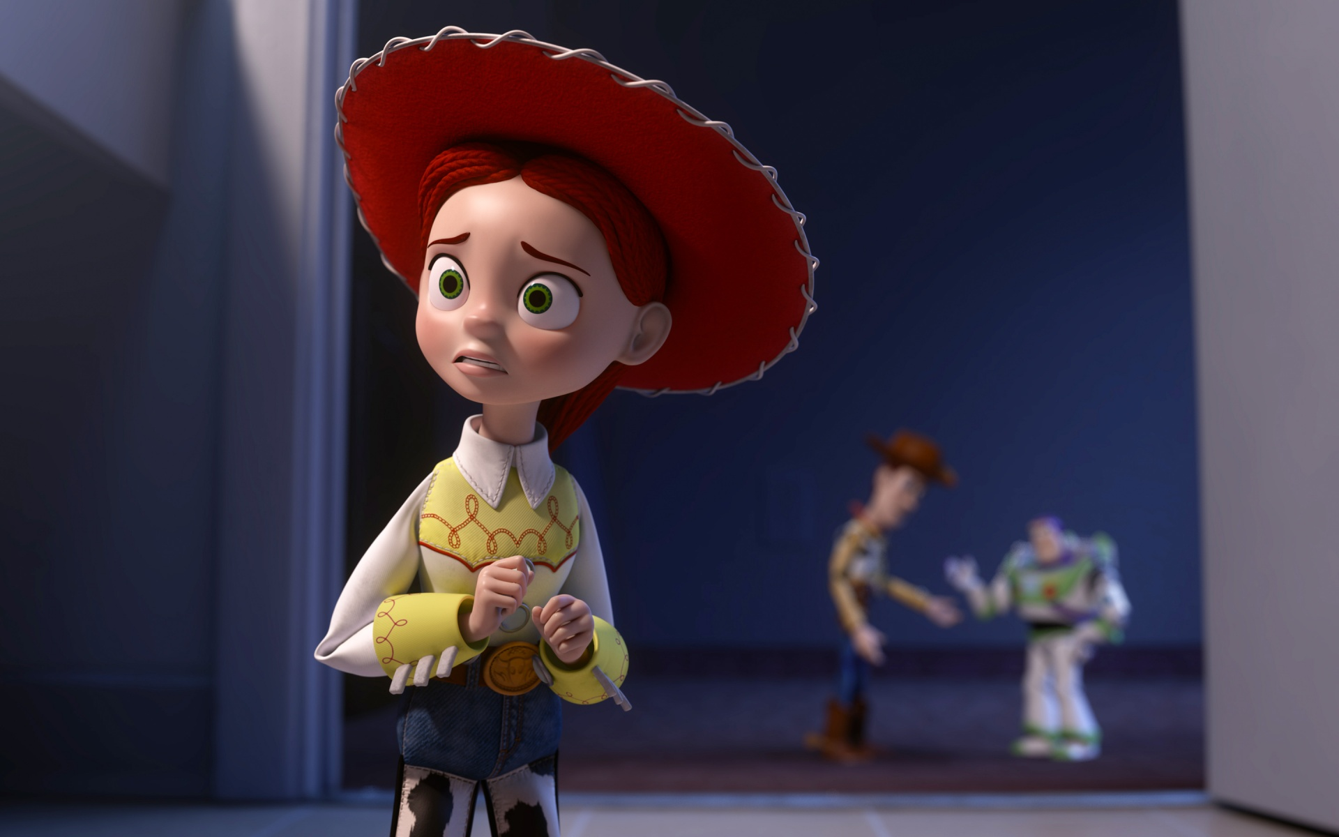 Jessie Toy Story of Terror Wallpapers HD Wallpapers 1920x1200