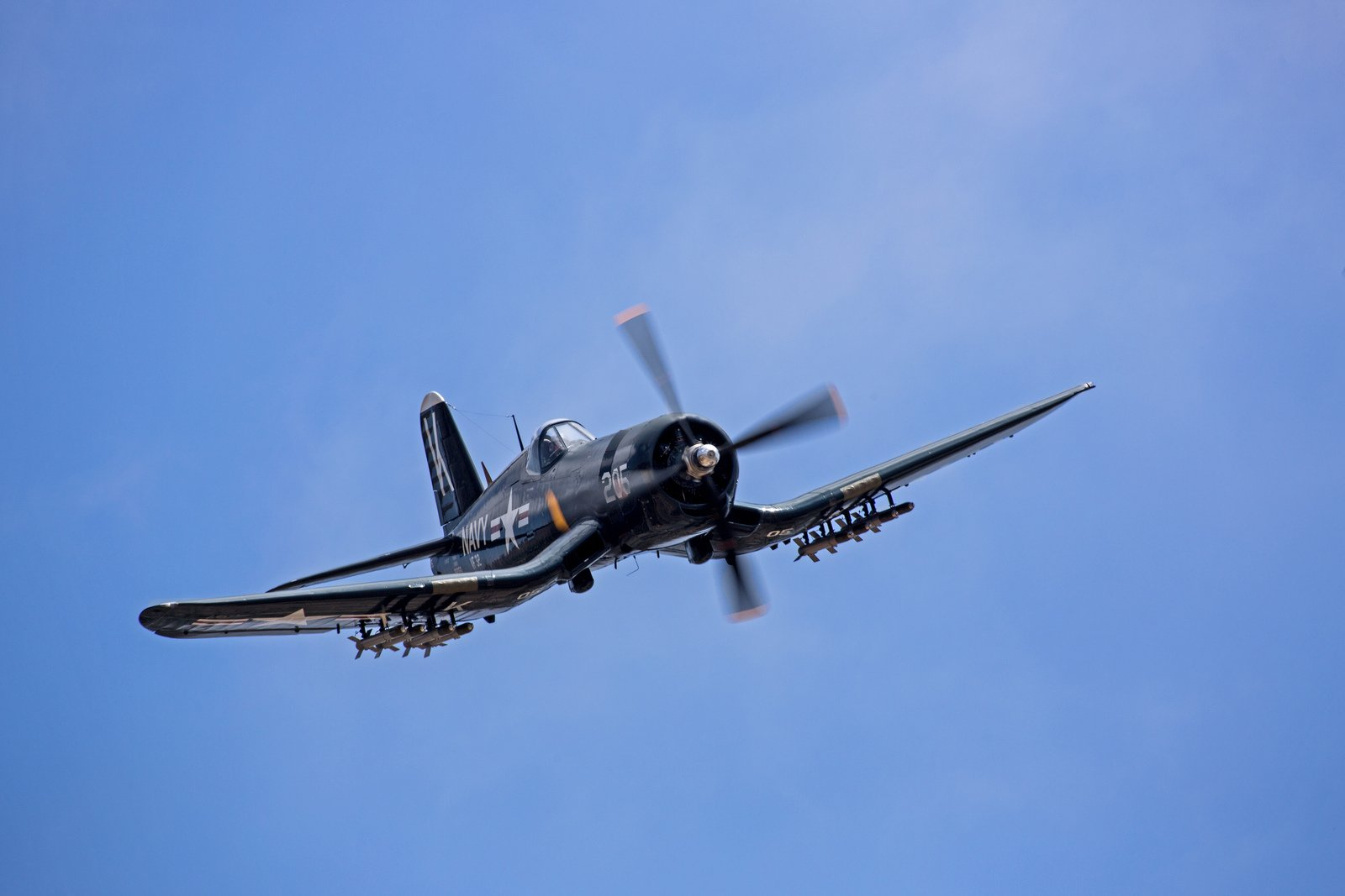 F4U Corsair War Thunder Wallpaper