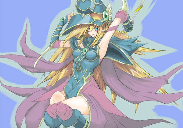 Valkyre des Magiers Yu Gi Oh   Juri chan   User 600x420