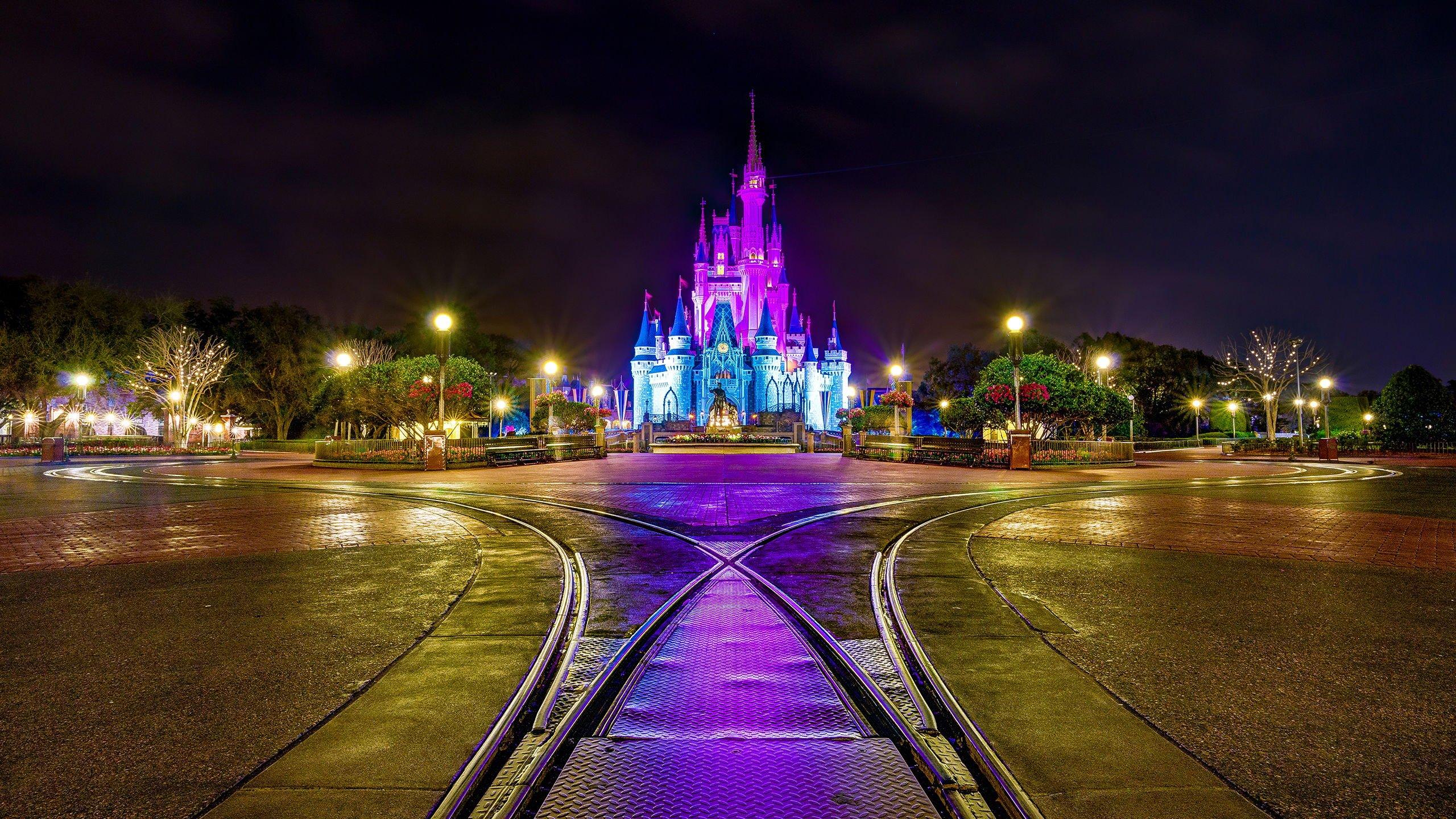 Disneyland Hd Wallpaper Wallpapersafari