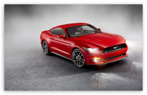 Ford Mustang 2015 HD desktop wallpaper High Definition Fullscreen 510x330