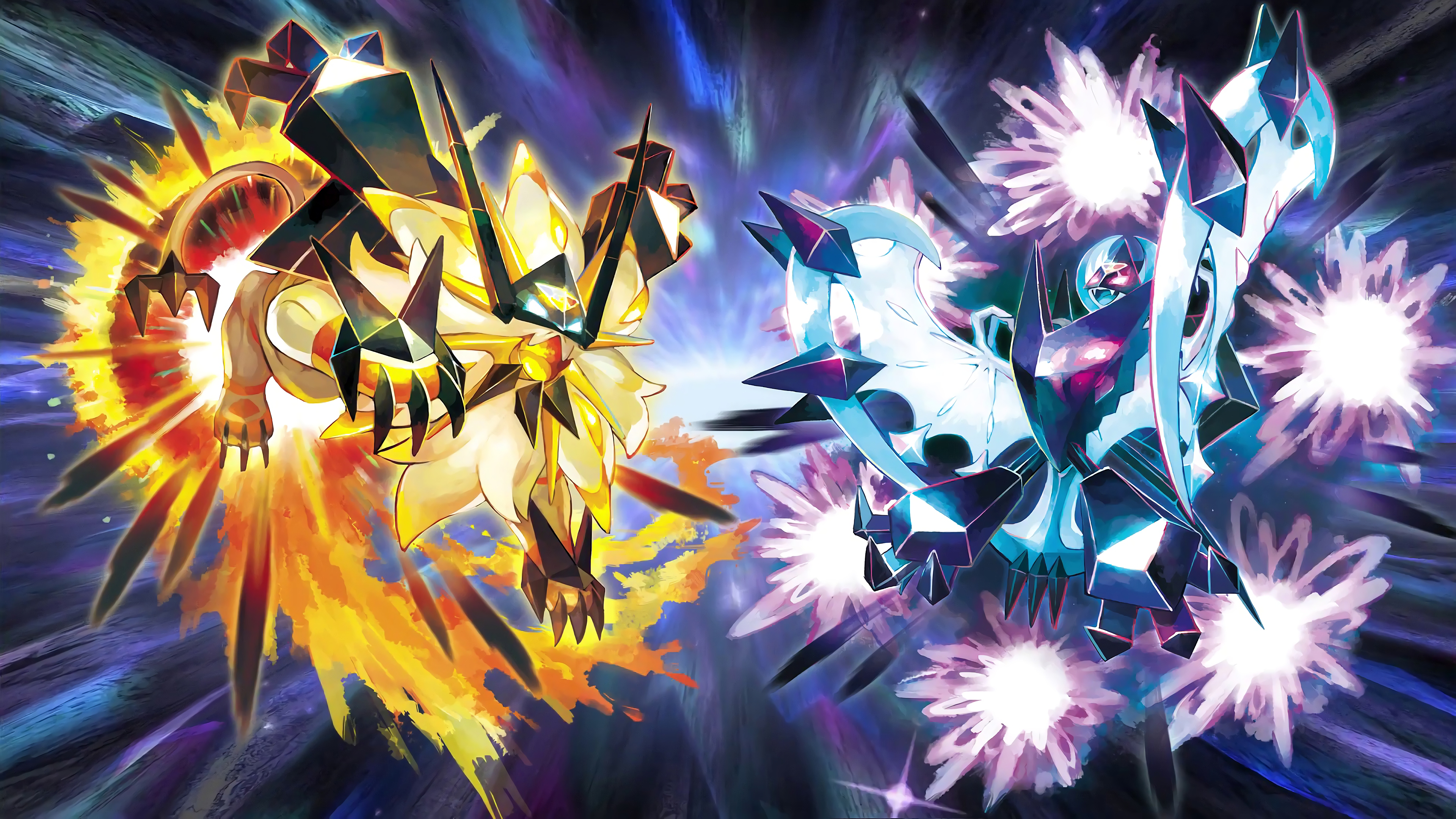 16 Solgaleo Pokmon HD Wallpapers Background Images 3840x2160