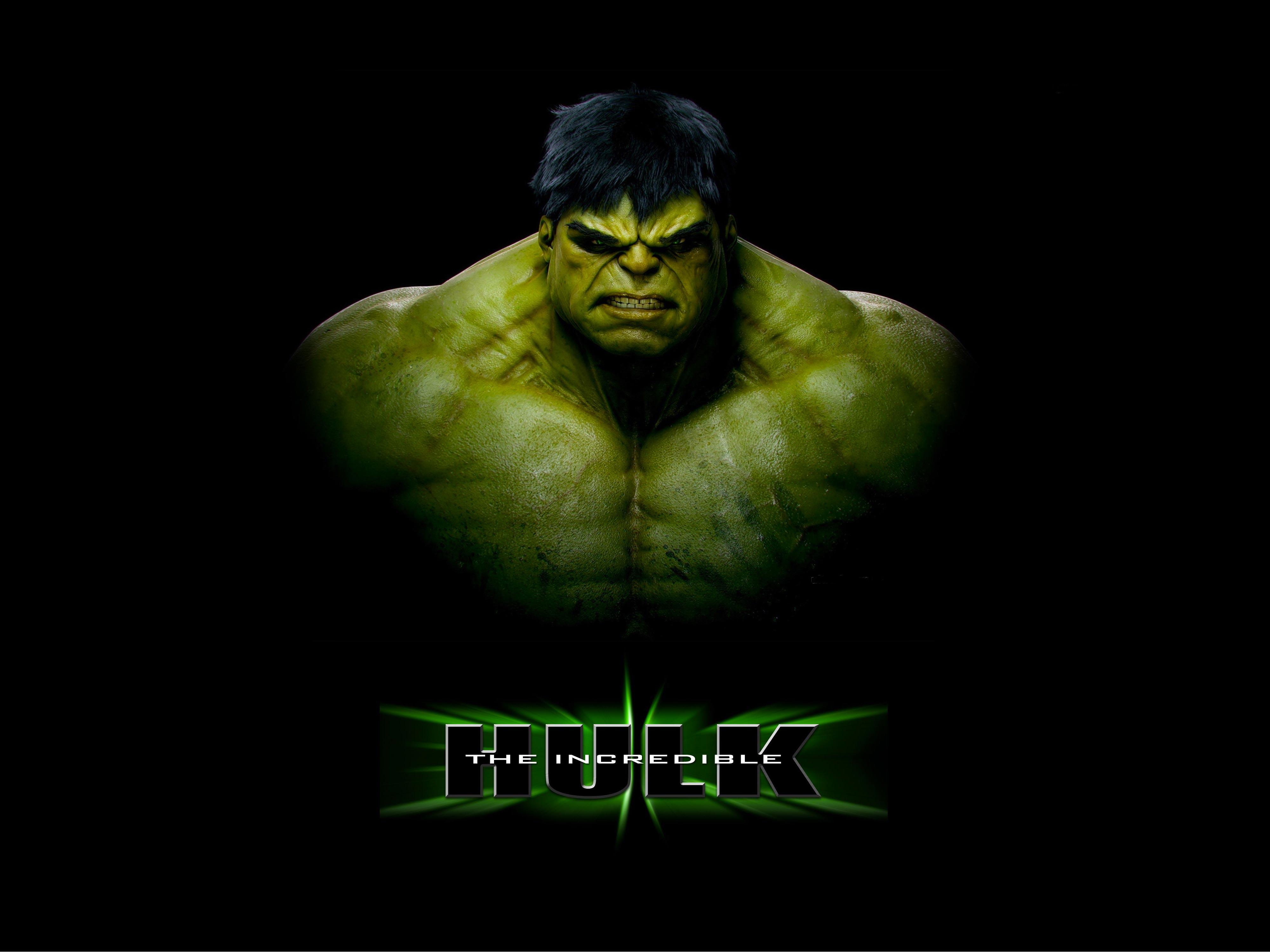 Hulk Wallpaper 4000x3000