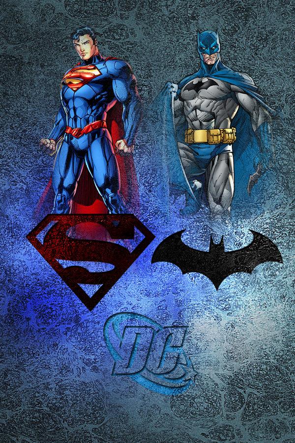 BatmanSuperman Iphone Wallpaper by radoh777 600x900