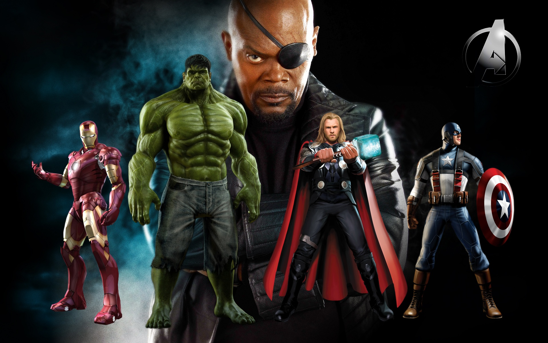 The Avengers Wallpapers   1920x1200   655771 1920x1200