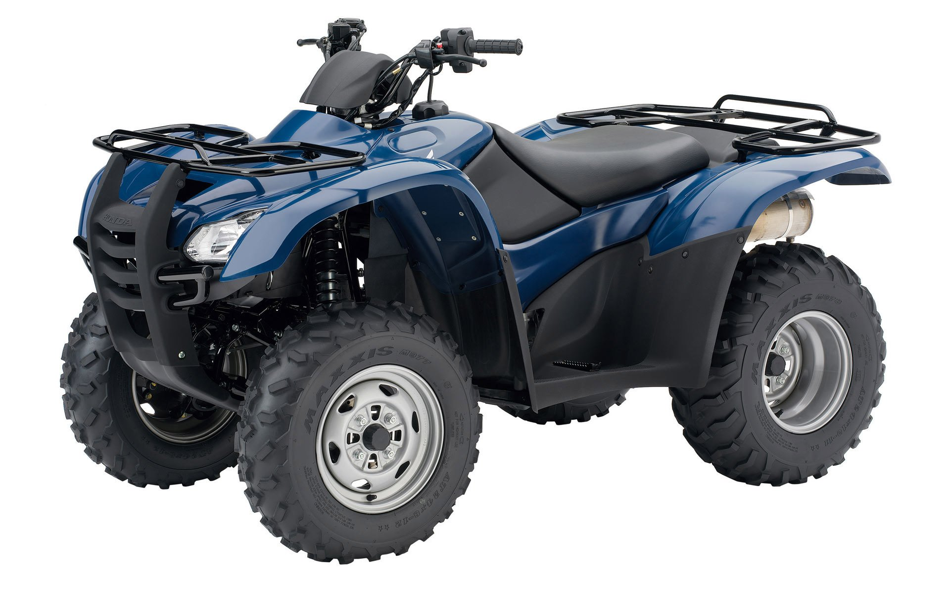 Blue Bike Honda 4 wheel drive wallpapers and images   wallpapers 1920x1200