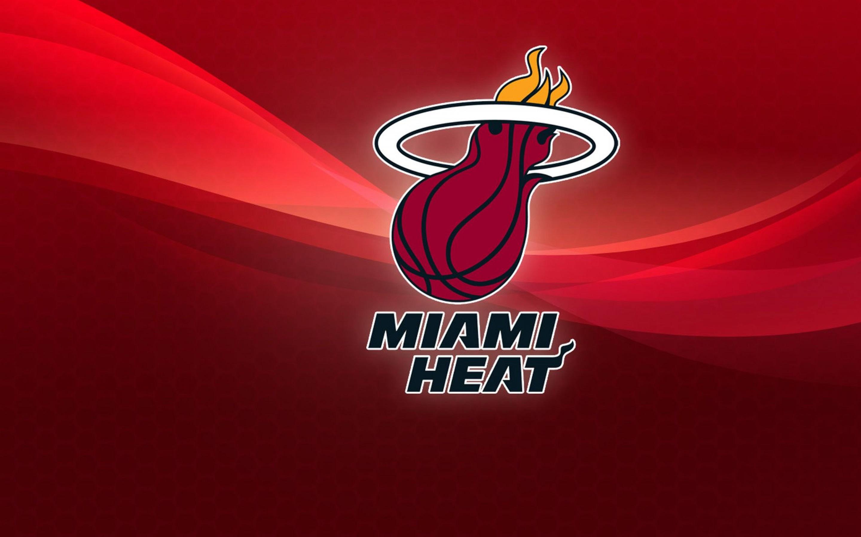 Download Miami Heat Basketball Wallpaper Miami Heat Logo Apps 2880x1800