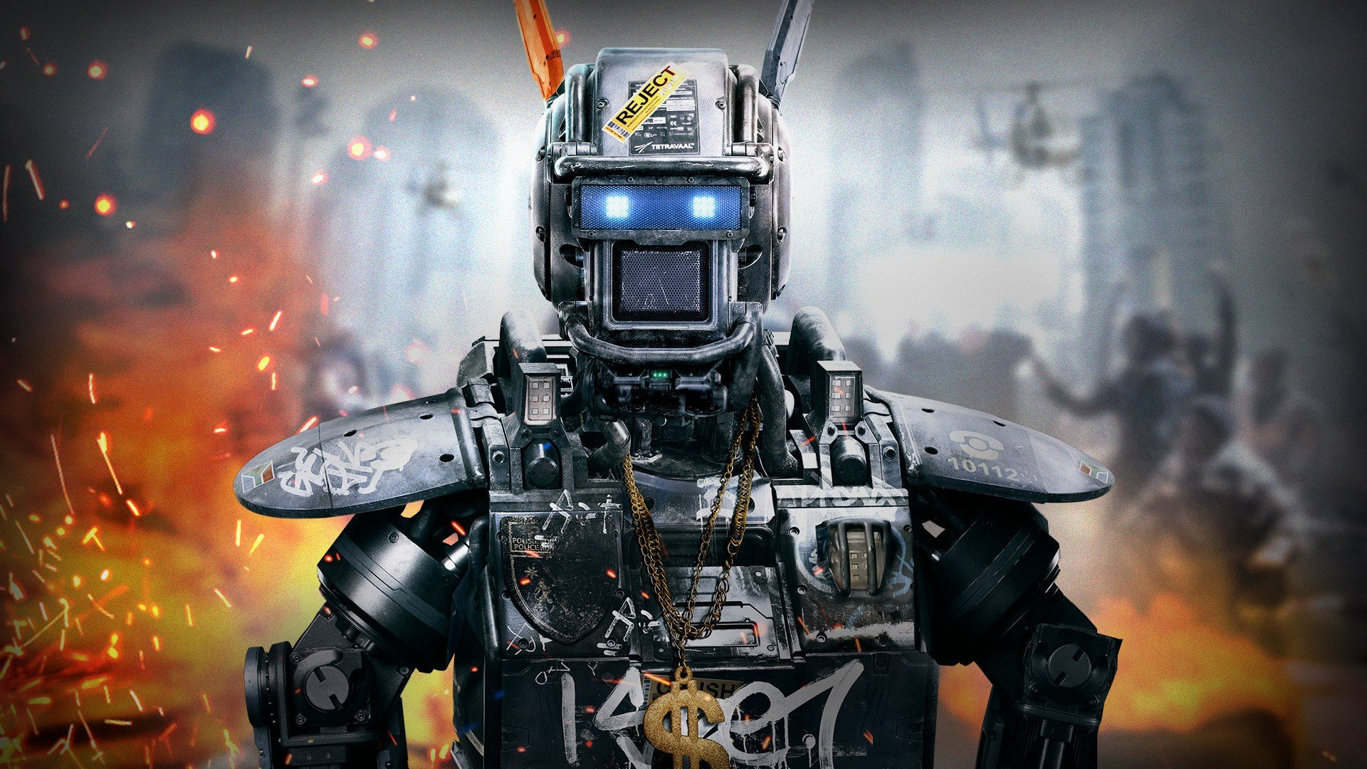 Chappie Wallpapers and Background Images   stmednet 1920x1080