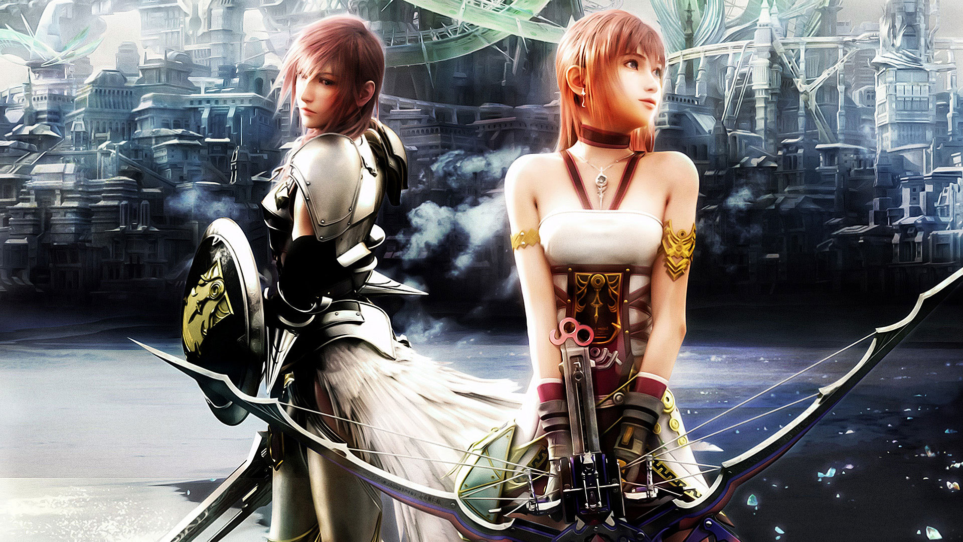 Final Fantasy XIII 2 Wallpapers in HD Page 2 1920x1080
