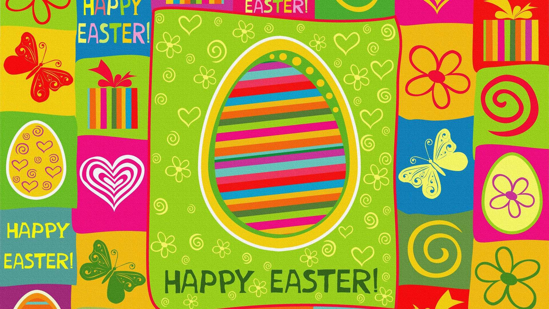 Easter Holiday Download HD Wallpapers 1920x1080