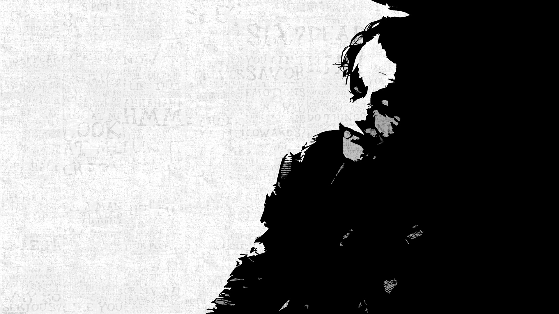 The dark knight joker wallpaper wallpapersafari for Desktop joker