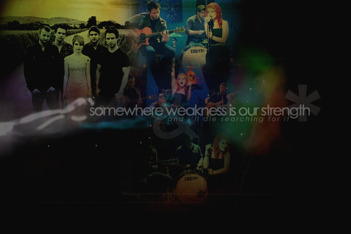 Wallpaper of Paramore - Paramore Photo (10244778) - Fanpop