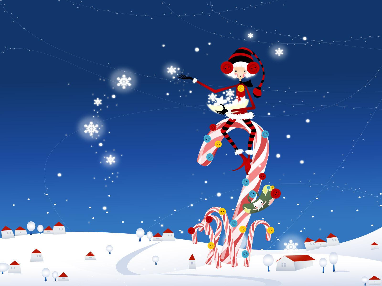 49 Animated Christmas Wallpaper With Music On Wallpapersafari