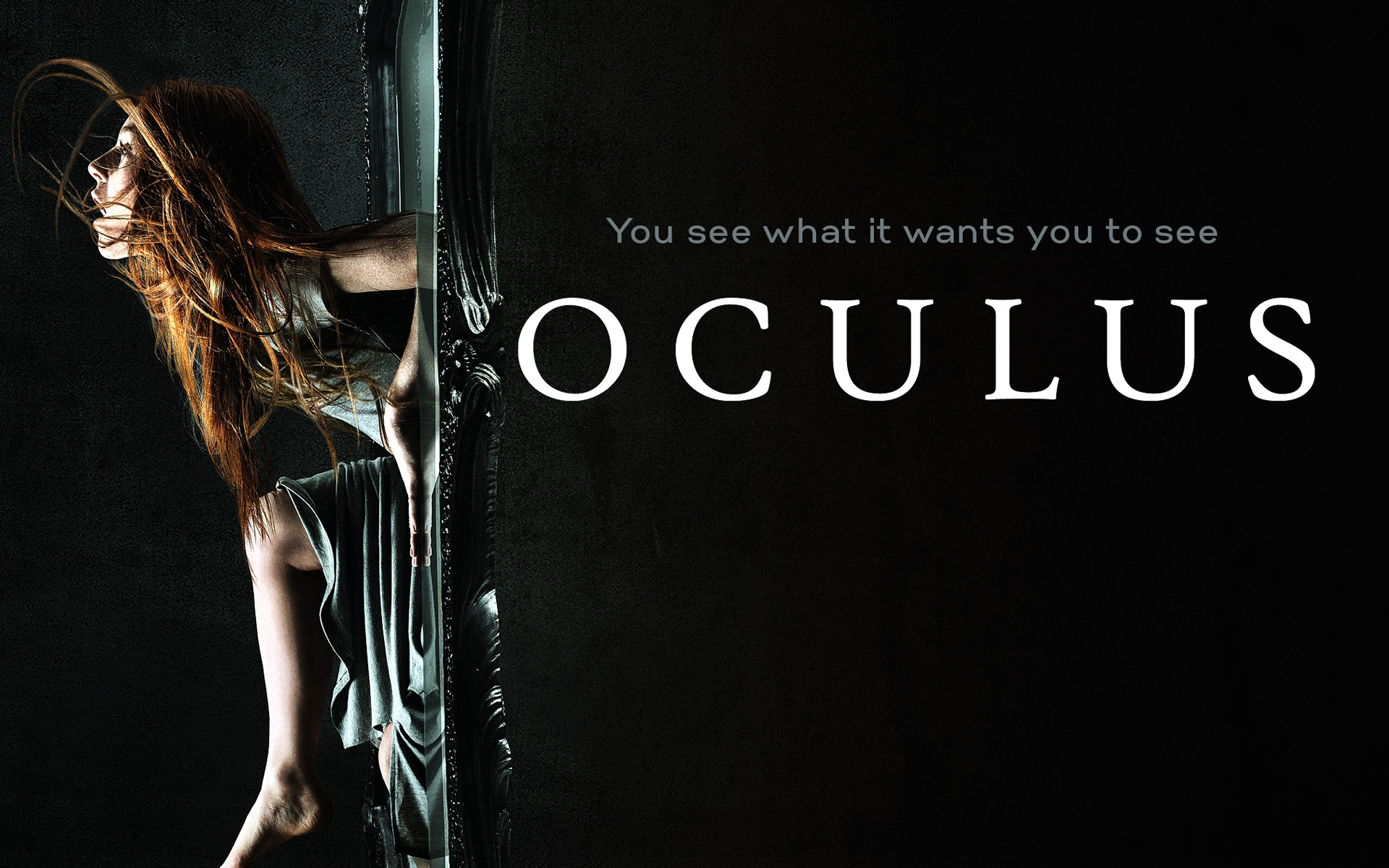 Oculus 2014 Horror Movie Wallpapers HD Wallpapers 1920x1200