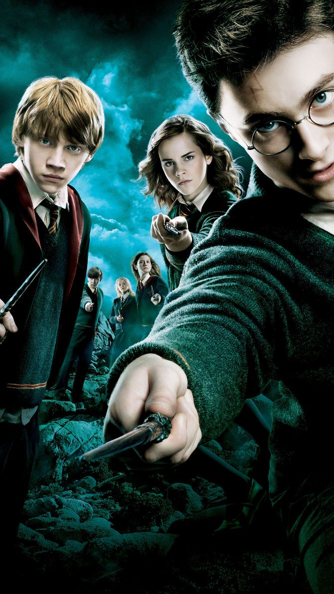 Harry Potter and the Goblet of Fire 2005 Phone Wallpaper in 2020 670x1192
