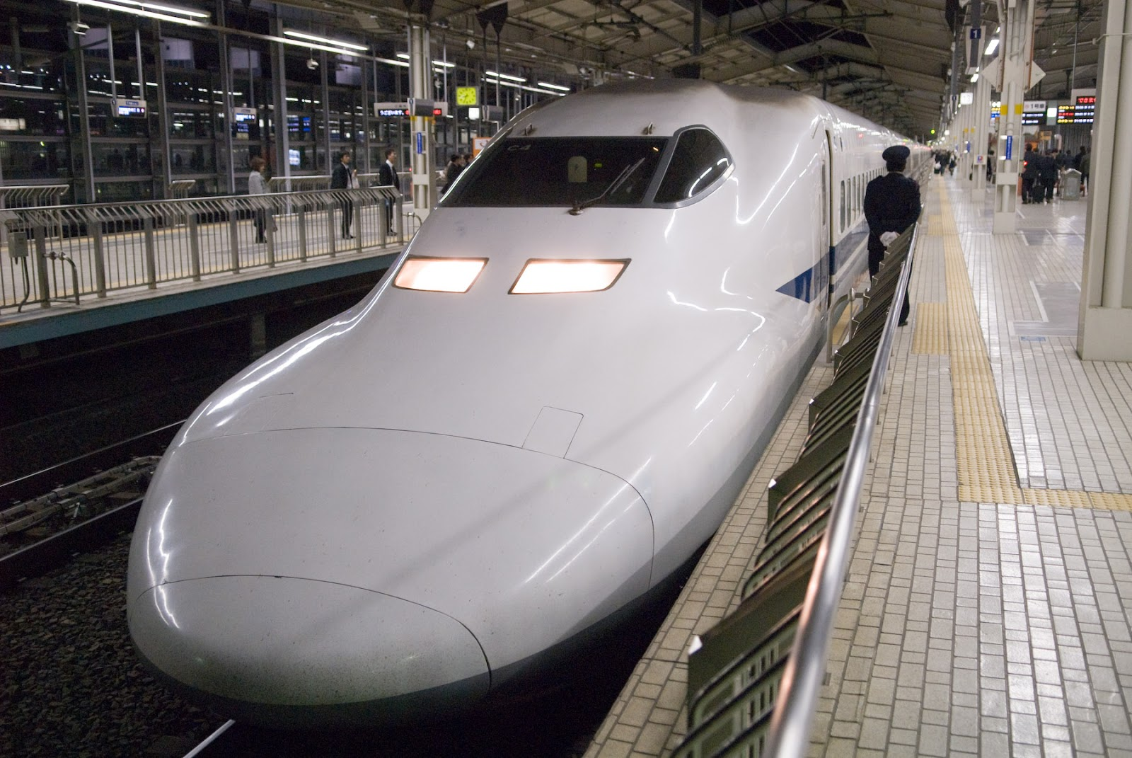 N700 Bullet Train HD Wallpapers   HDWallpapers360 HD 1600x1071
