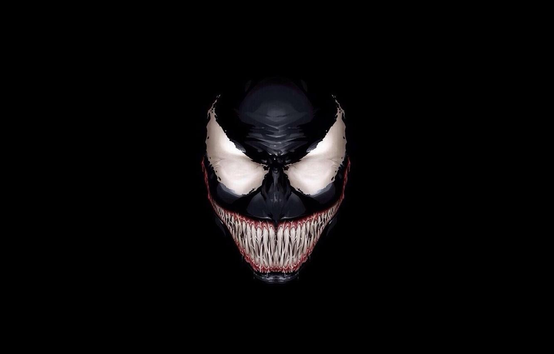 Wallpaper spider man anger black teeth evil images for desktop 1332x850