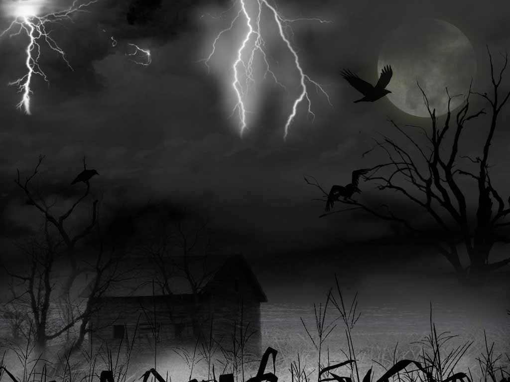 Haunted House Wallpaper Haunted House hd Wallpapers 1024x768