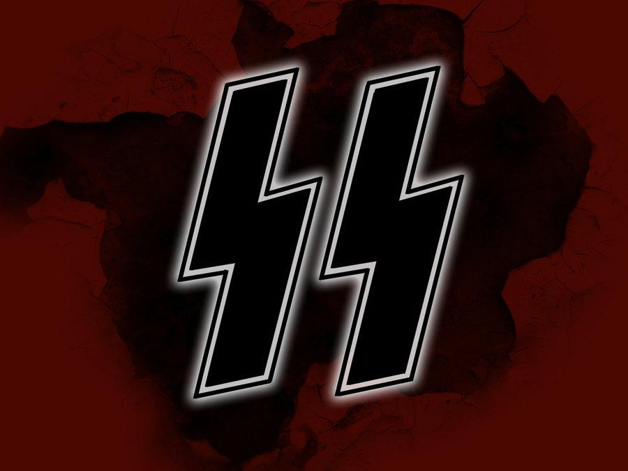 Nazi Symbol Wallpaper Ss runes wallpaper by 900x675