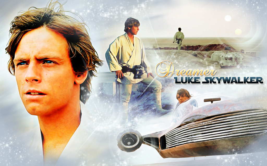 Luke Skywalker   Luke Skywalker Wallpaper 8179281 1024x640