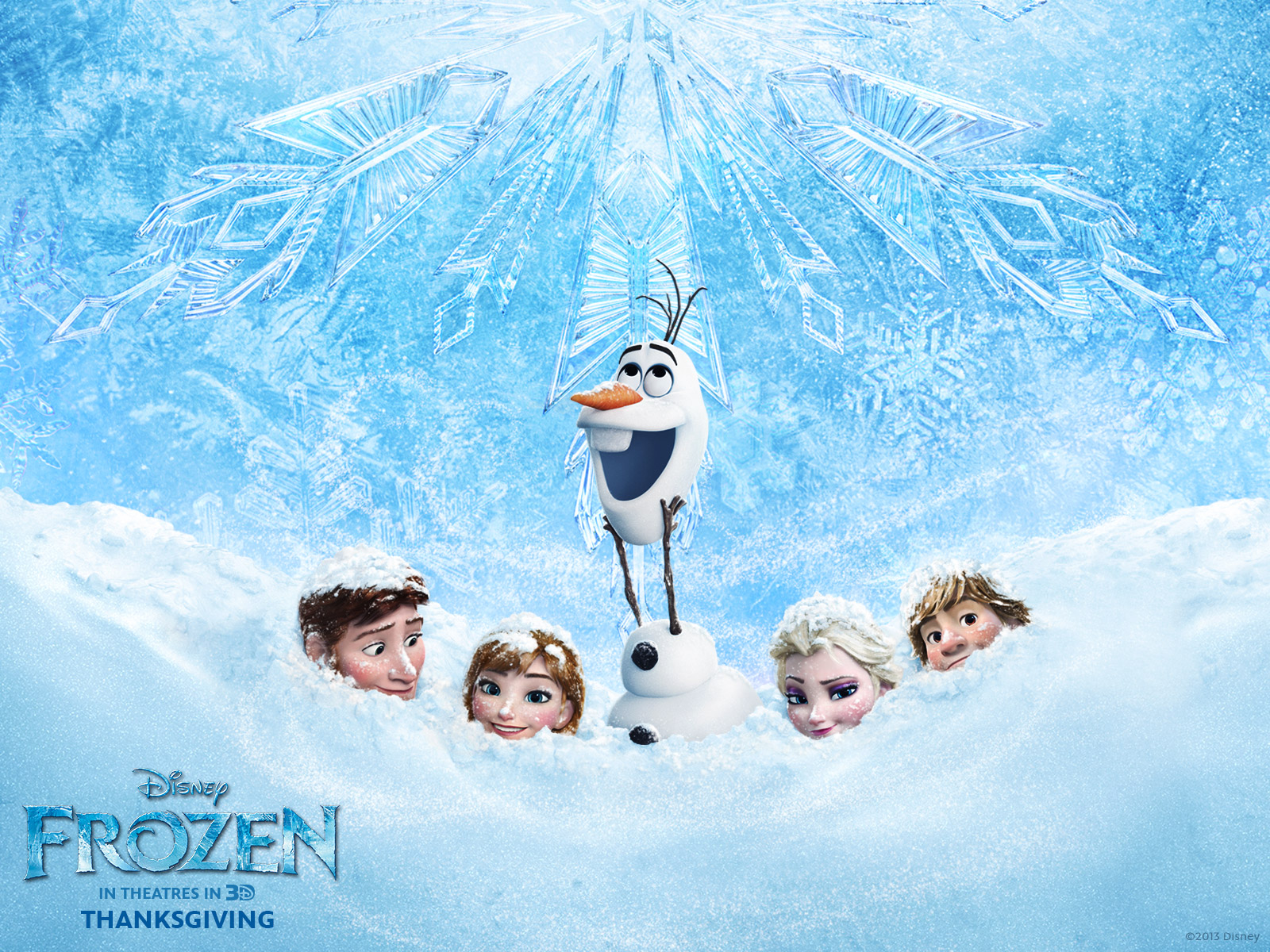 Frozen Wallpapers   Frozen Wallpaper 35894583 1600x1200
