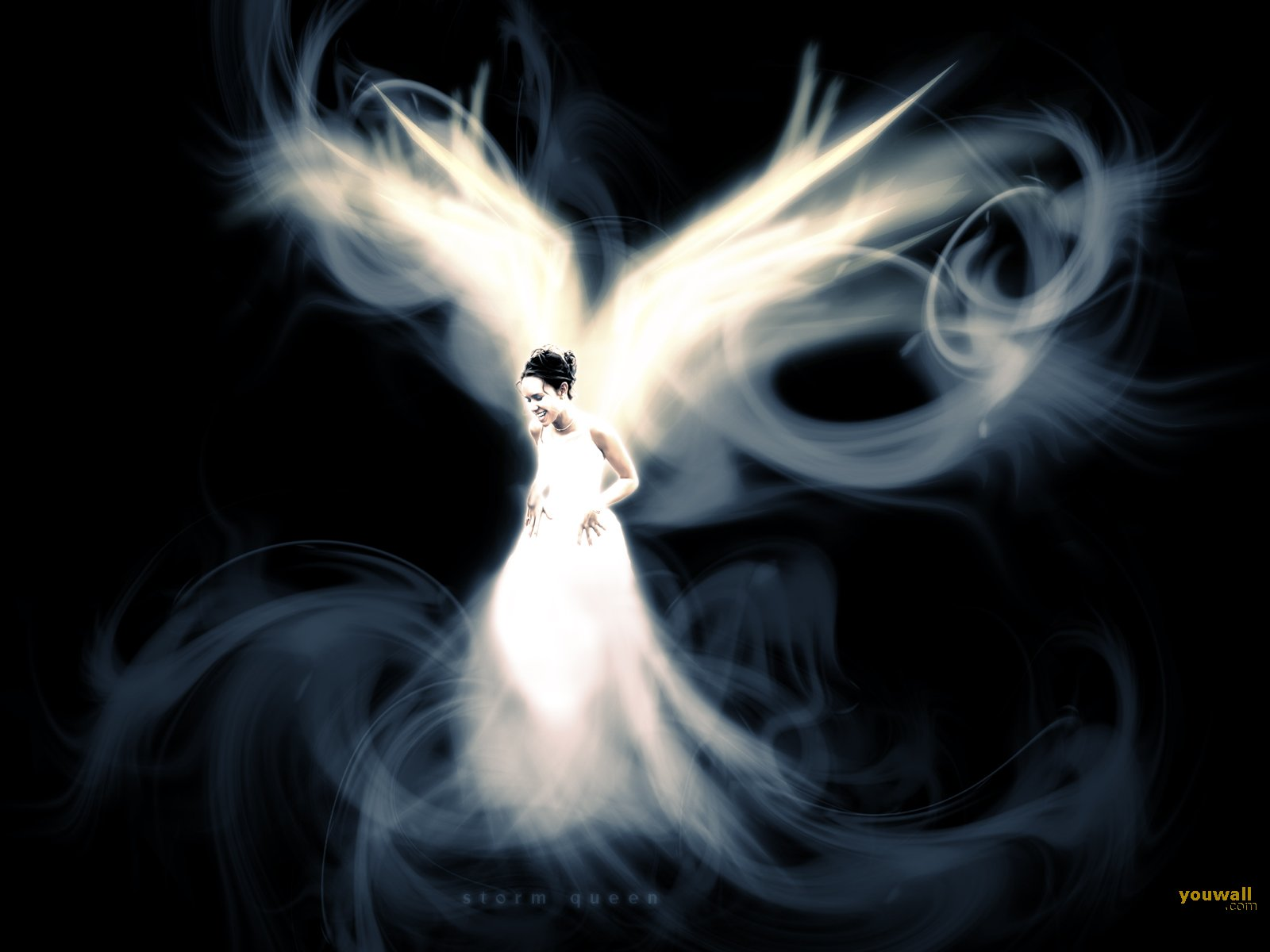 YouWall   Angel Wallpaper   wallpaperwallpapersfree wallpaperphoto 1600x1200