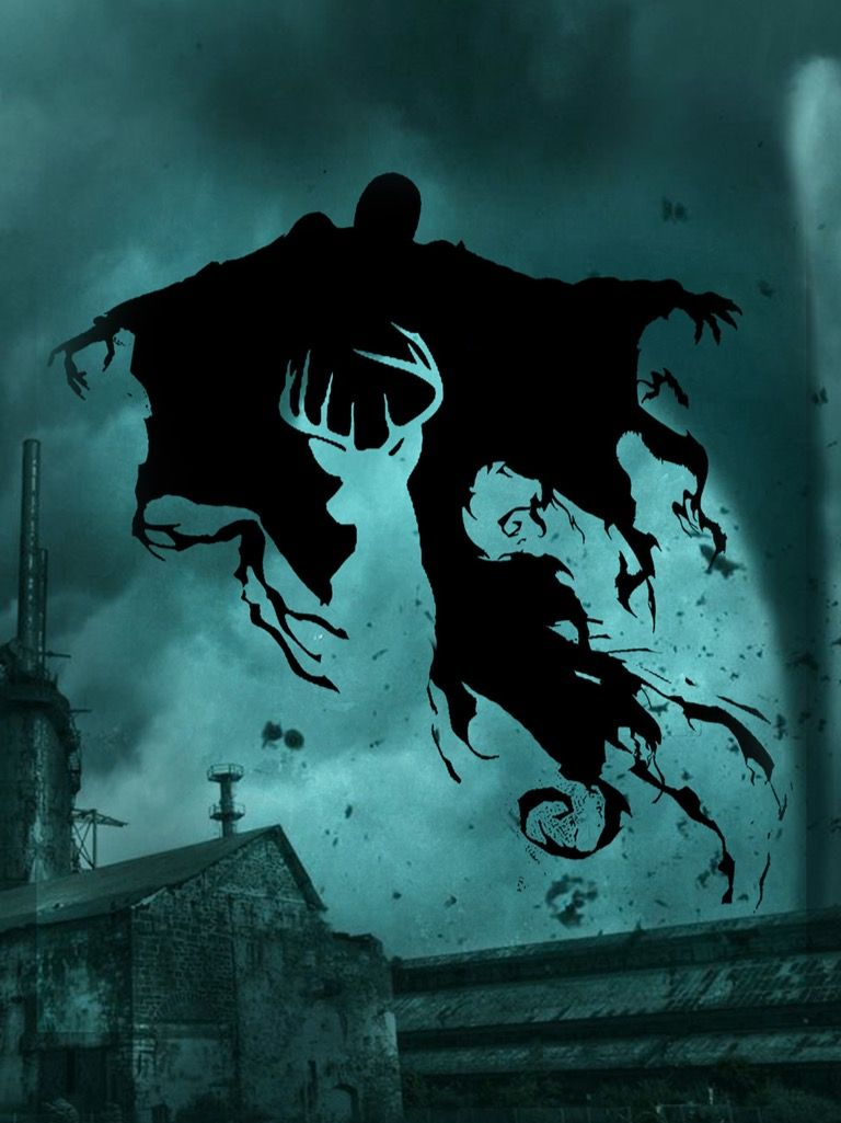 dementor this one has a rack Harry potter Tatuagens 768x1025