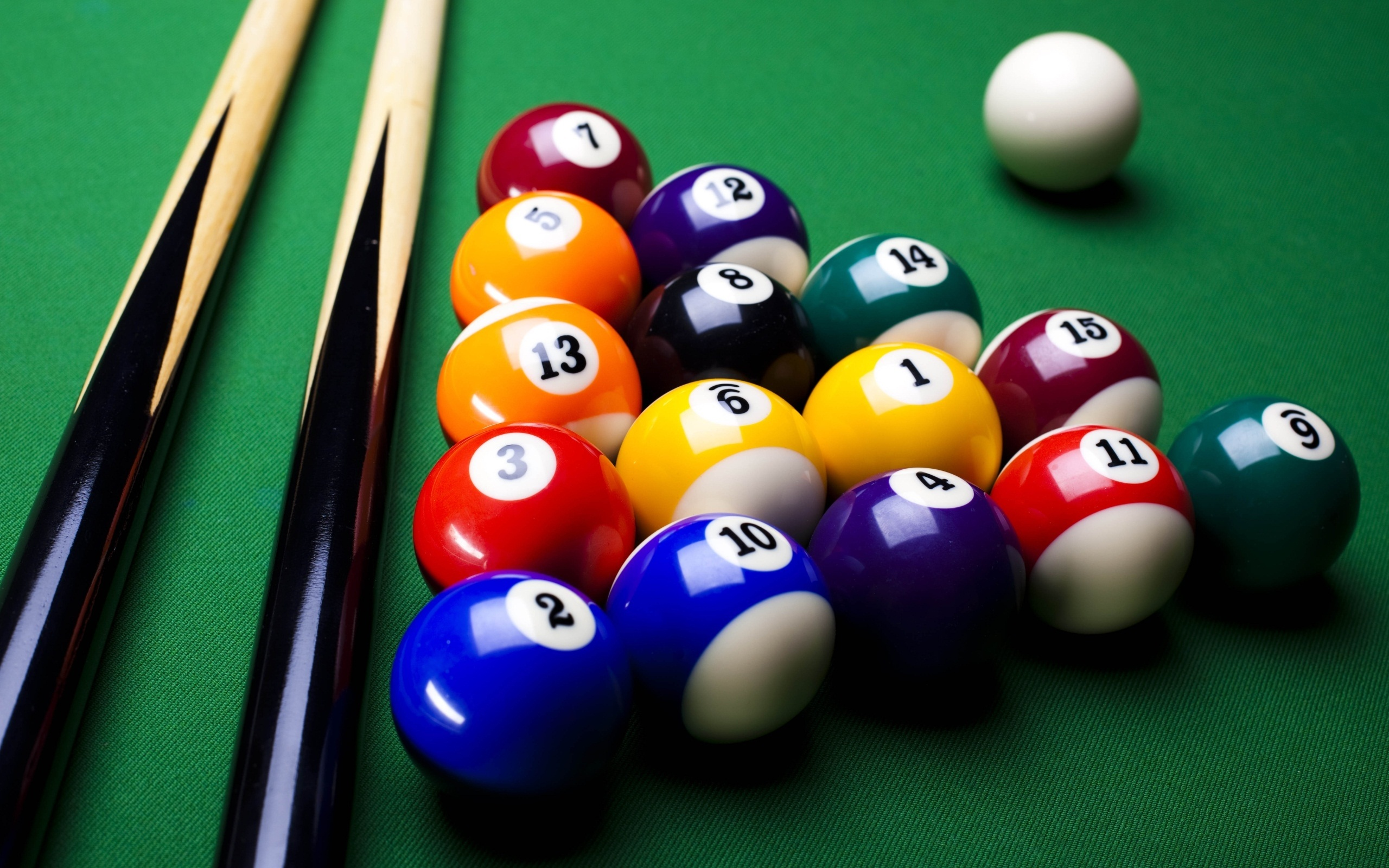 Billiards Wallpapers HD Backgrounds Images Pics Photos 2560x1600