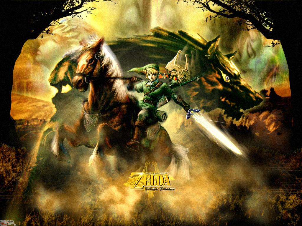 Twilight Princess Wallpapers   The Legend of Zelda Twilight Princess 1024x768