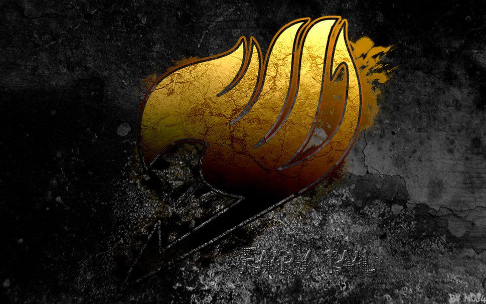 Fairy Tail Logo Wallpaper - WallpaperSafari