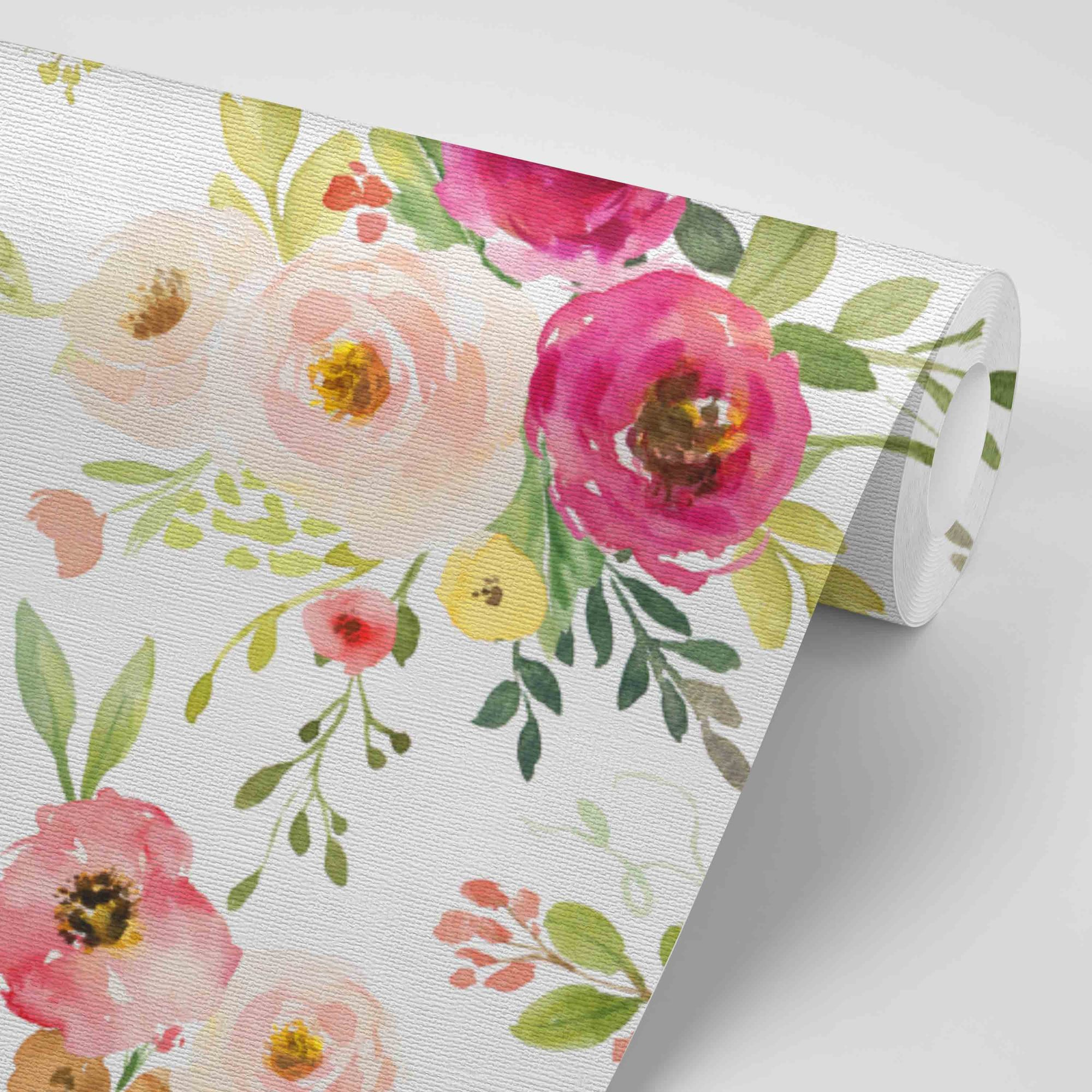 Frannys Farmhouse Floral Removable Wallpaper Caden Lane 2000x2000