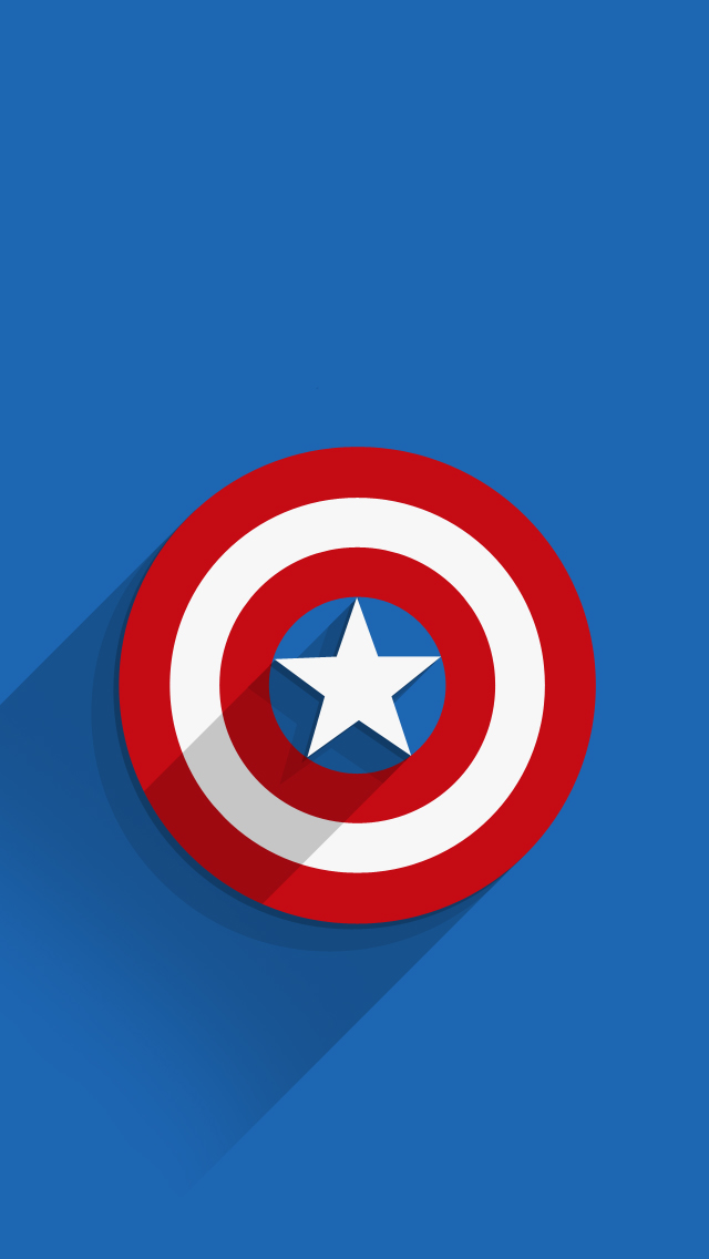 Superhero iPhone wallpapers   Bit of a Geek 640x1136