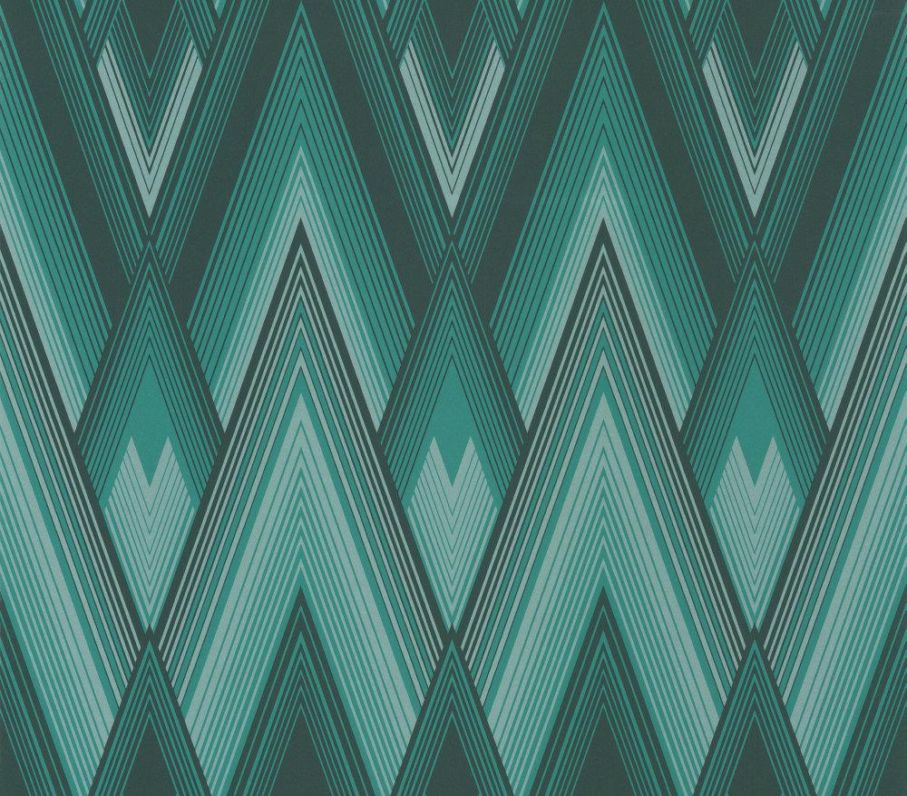 Astoria Malachite by Osborne Little   Wallpaper Brewers Home 1000x878